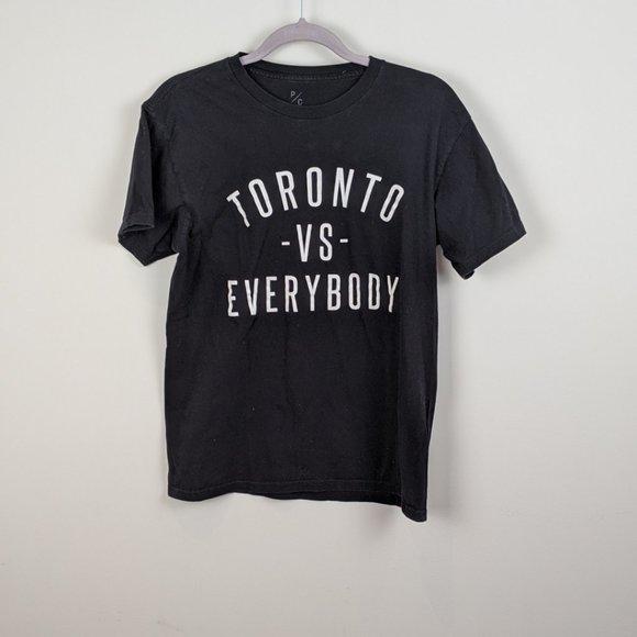 Peace Collective Toronto V Everybody t shirt